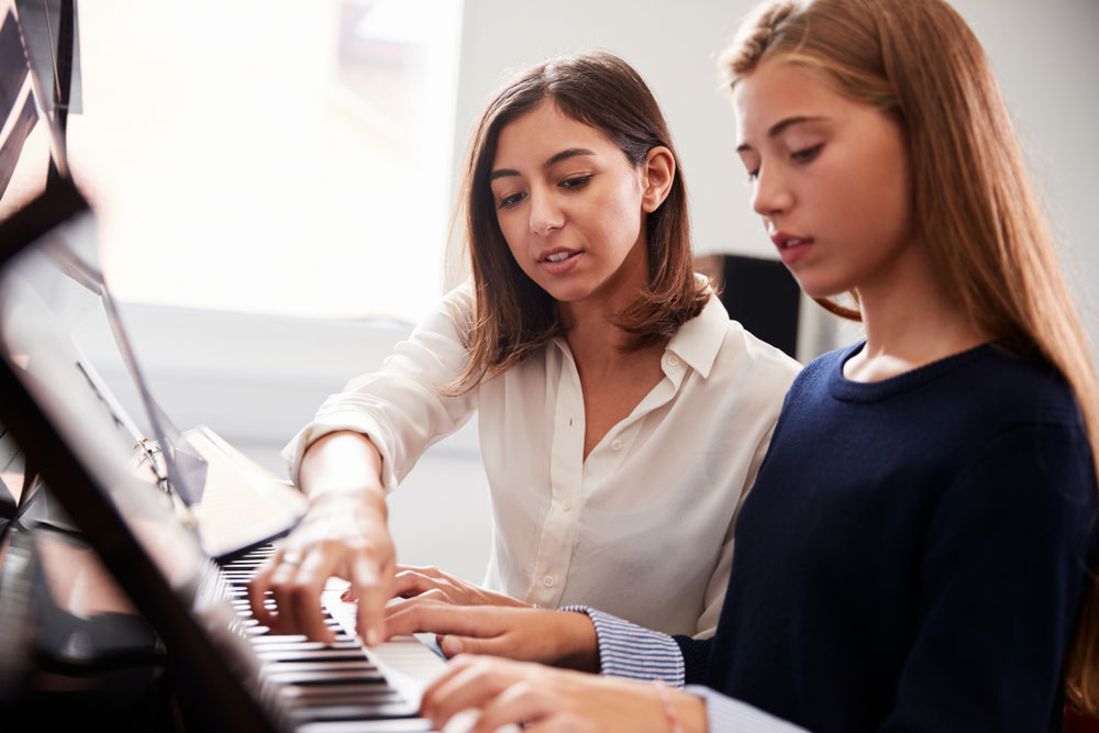piano lessons archway