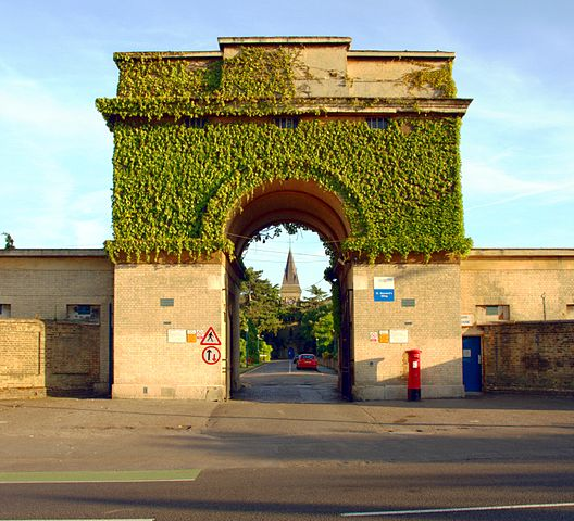 hanwell gatehouse