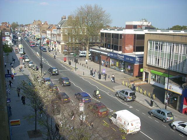 finchley street