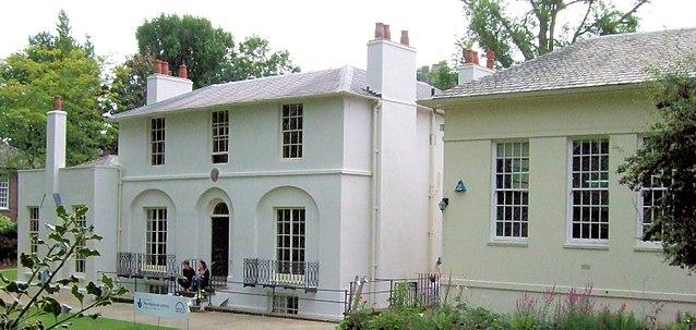 hampstead keats house