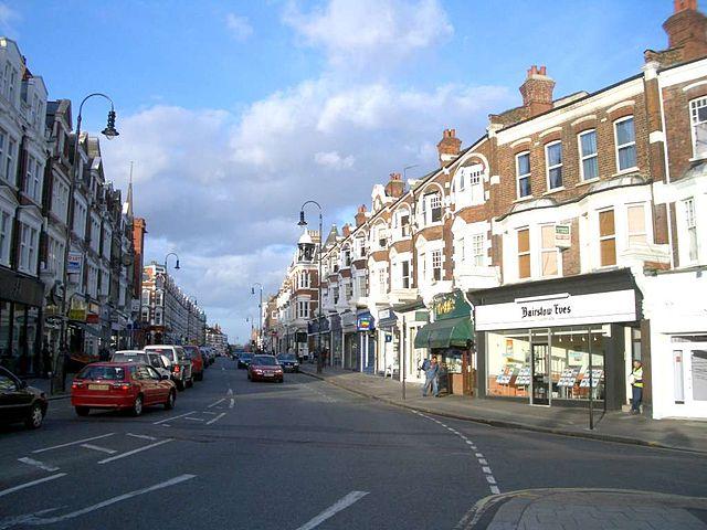 muswell hill street