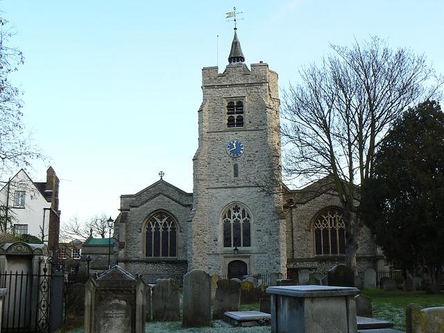 chiswick church
