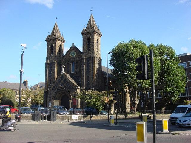 kensal green church