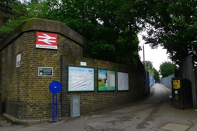 south bermondsey station