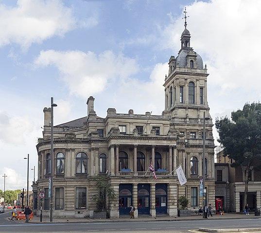 stratford town hall