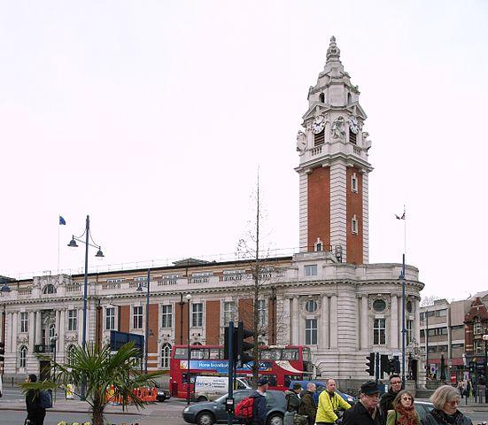 brixton town hall