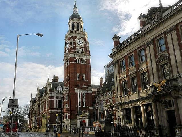 croydon old town hall