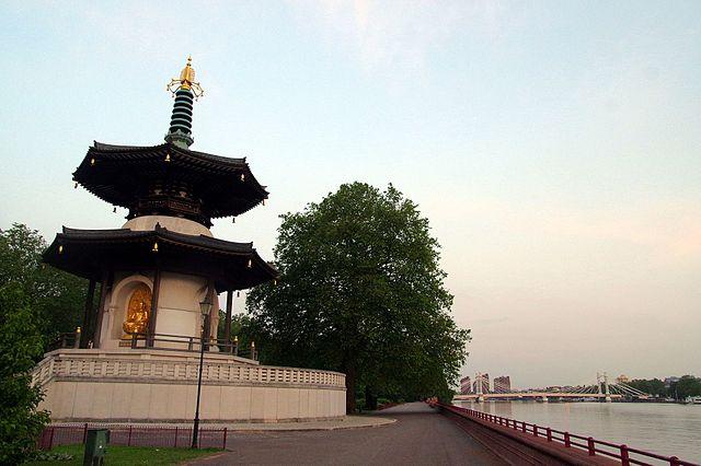battersea shrine