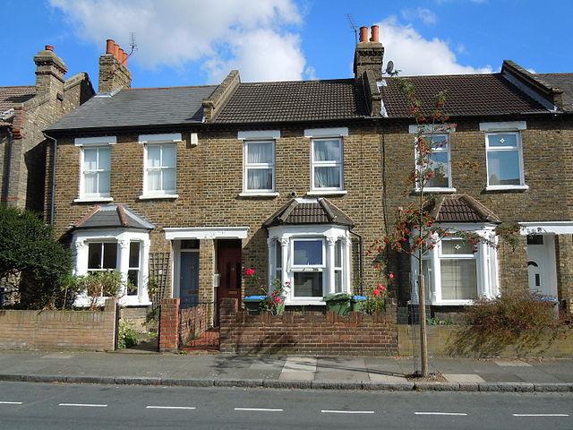 eltham terraced houses
