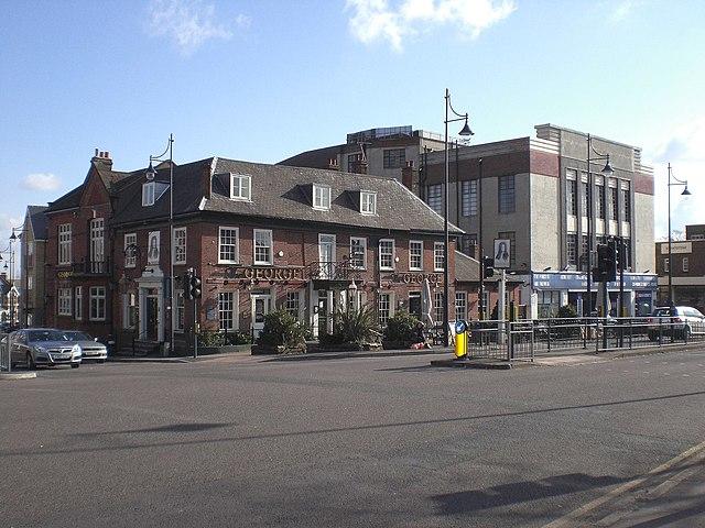 redbridge main road