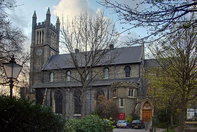 south kensington holy trinity church