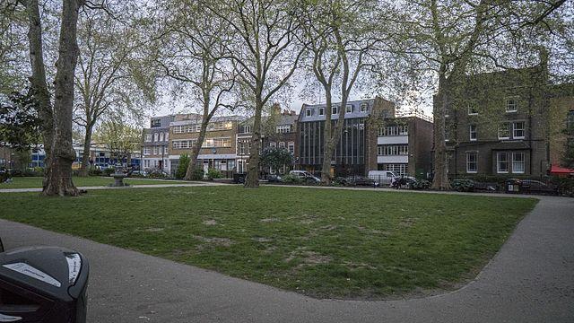 hoxton square park