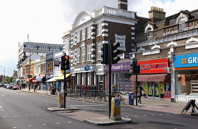 raynes park street