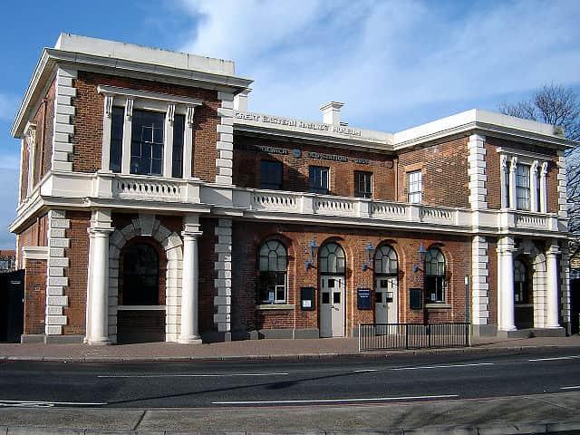 north woolwich railway museum