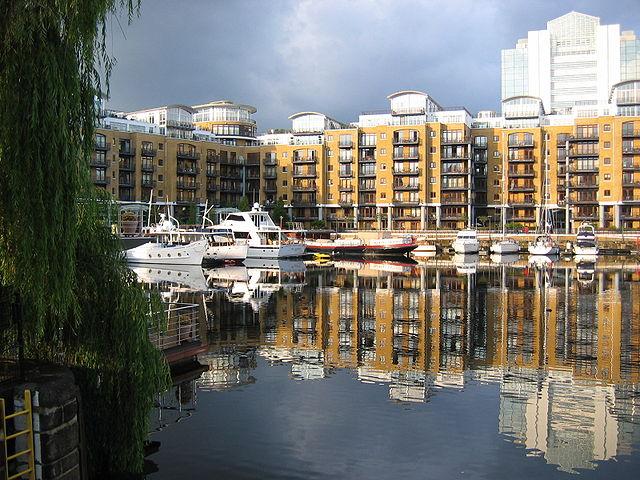 st katherines docks