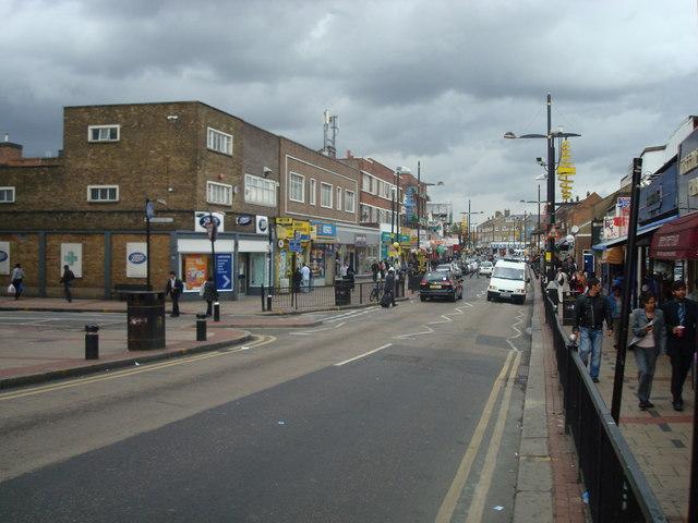 upton park street