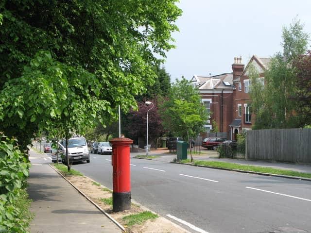 upper norwood road