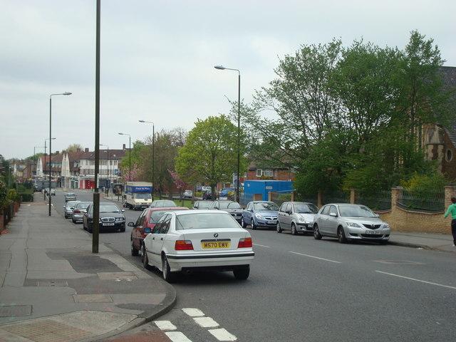 mottingham street
