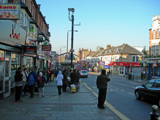 east ham street