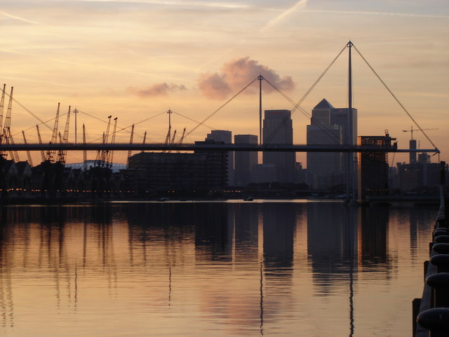 canning town dock