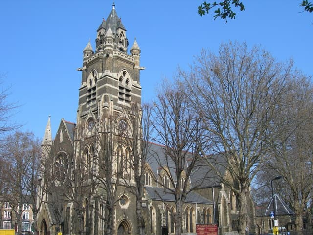 dalston church