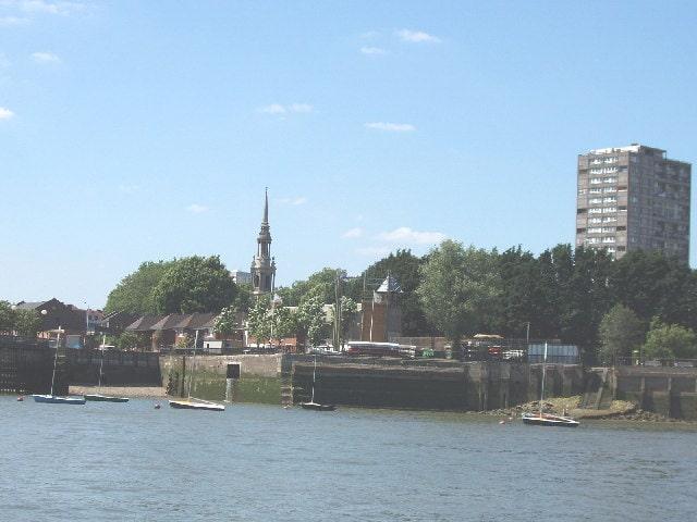 shadwell riverfront
