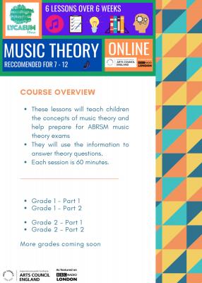 abrsm music theory: grade 1, pt.1 (7-9yo) - pick your weekly time slot