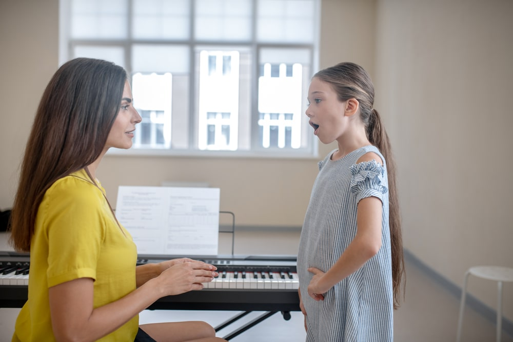 singing lessons at home or online