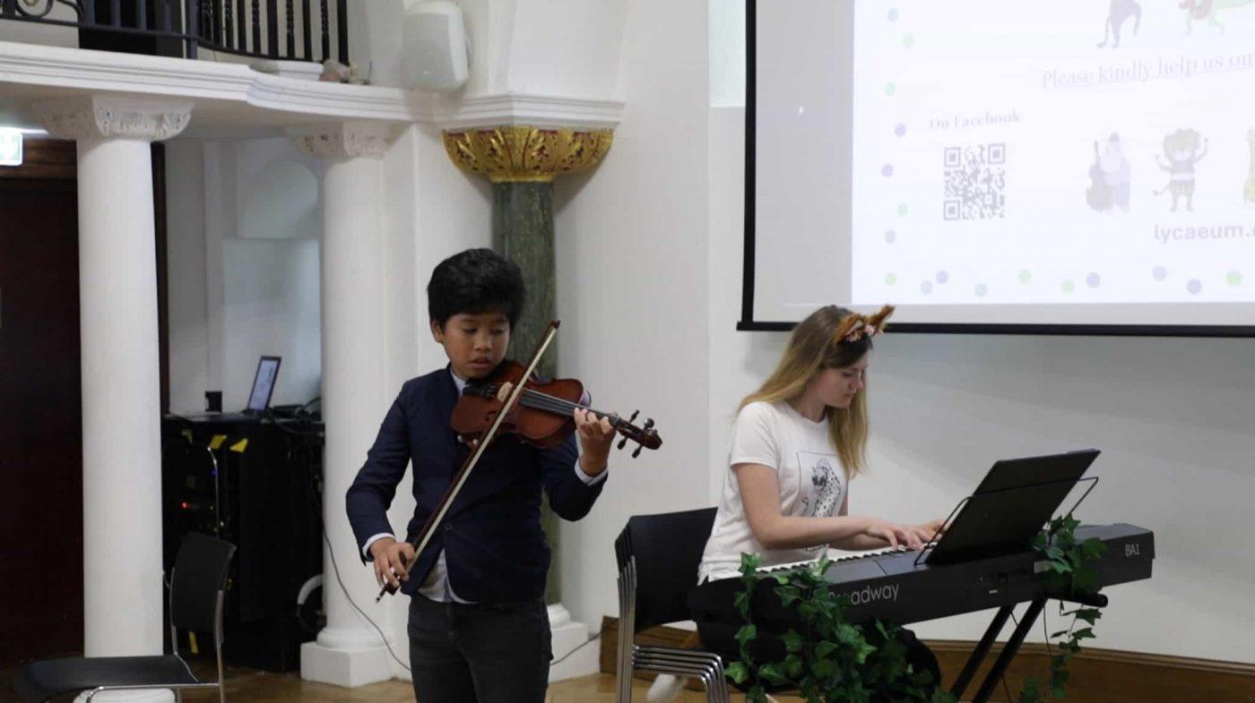 workshops and concerts