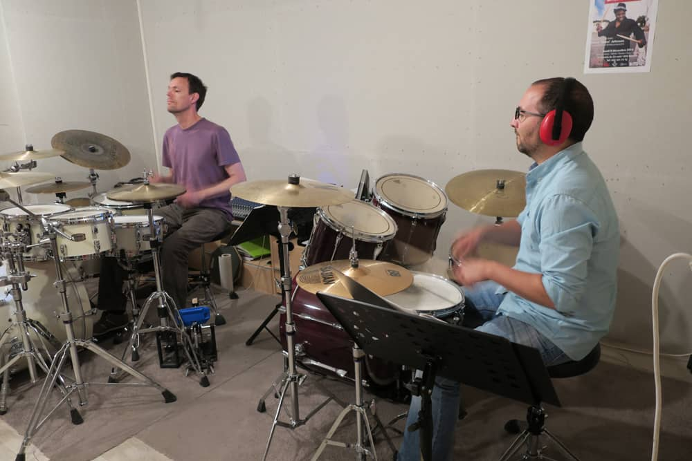 drum lessons at home or online